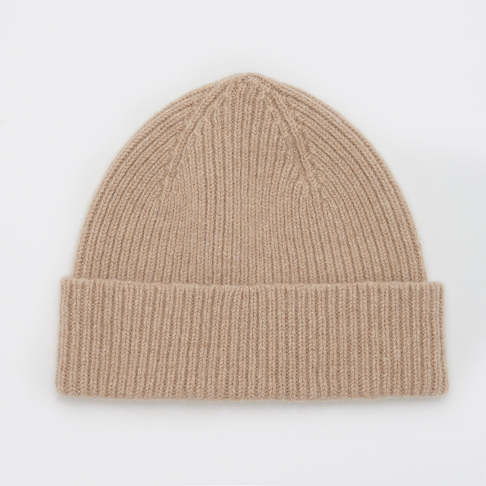 Le Bonnet Amsterdam Beanie in Sand — Our Daily Edit 0f011c681f2