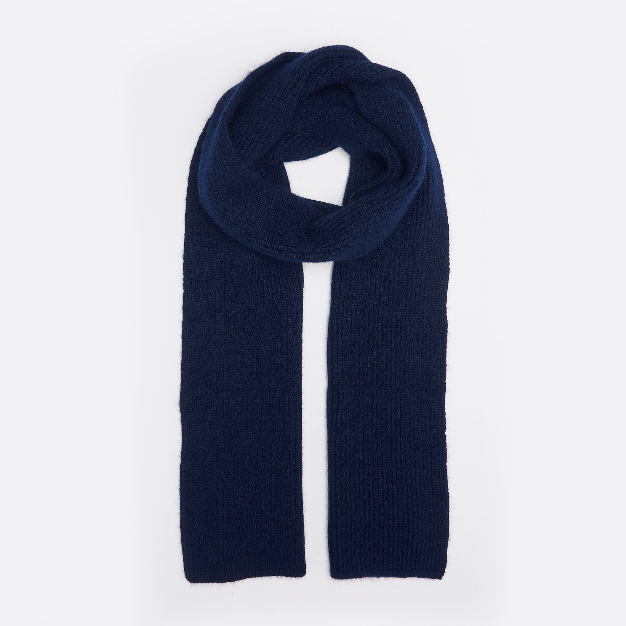 Le Bonnet Amsterdam Scarf in Midnight
