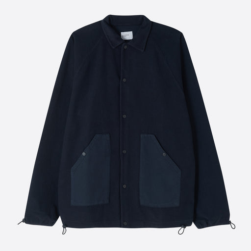 Les Basics Le Couch Jacket in Navy
