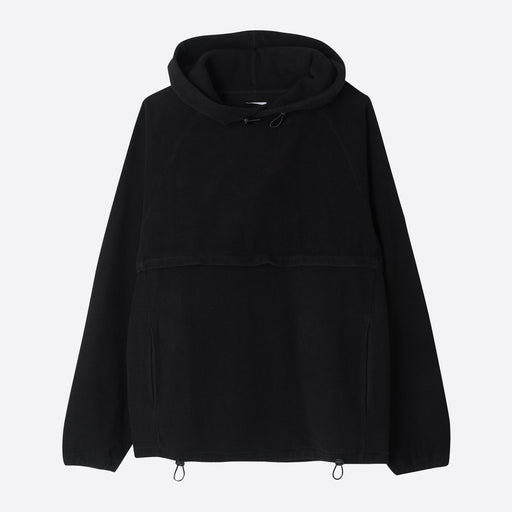 Les Basics Le Ribless Hood in Black