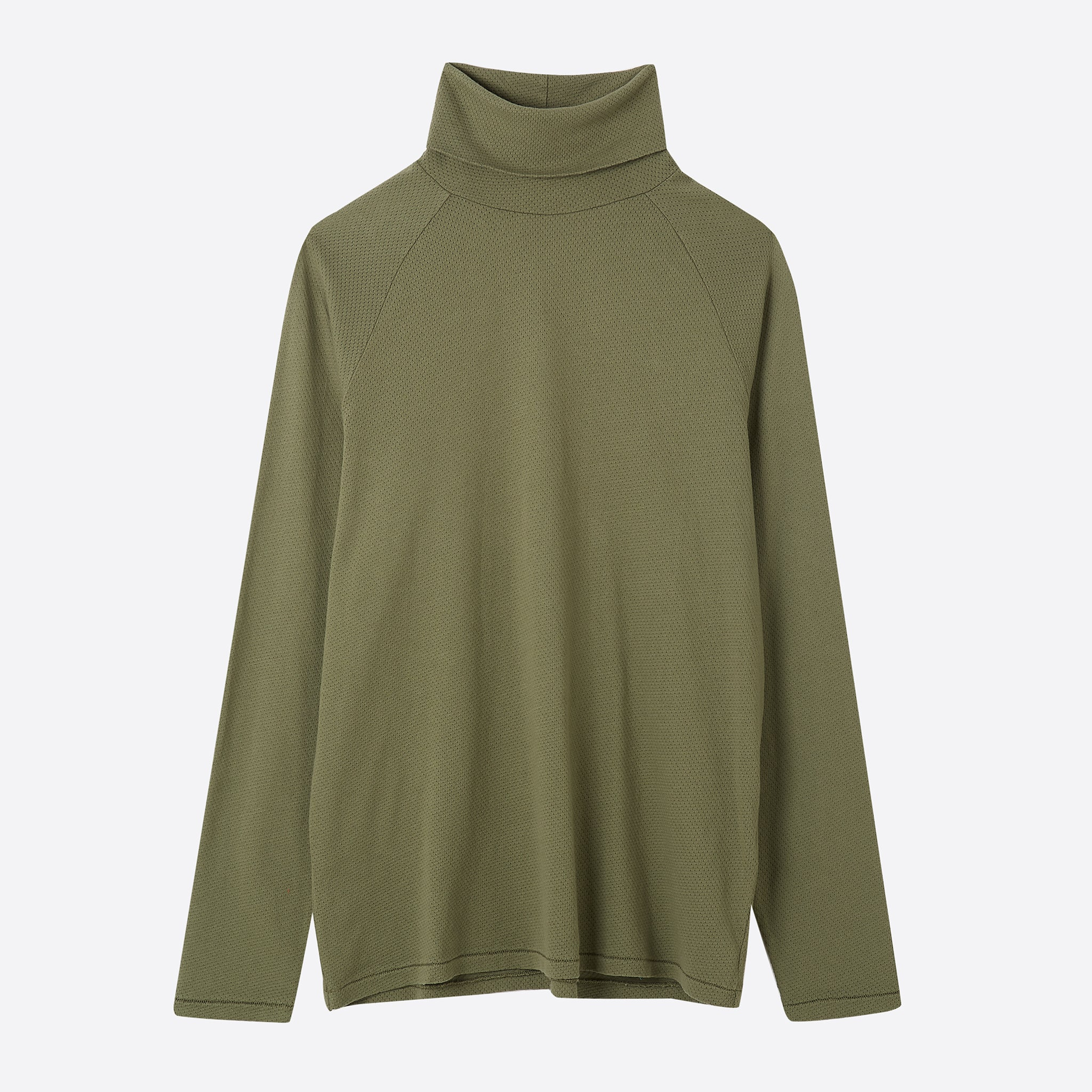 Les Basics Le Roll Neck in Army