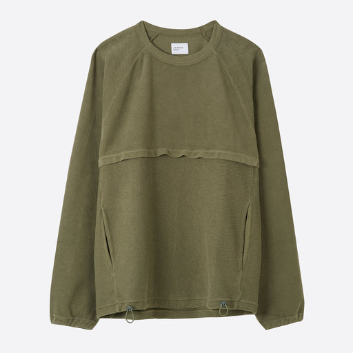 Les Basics Le Sweat Plus in Army