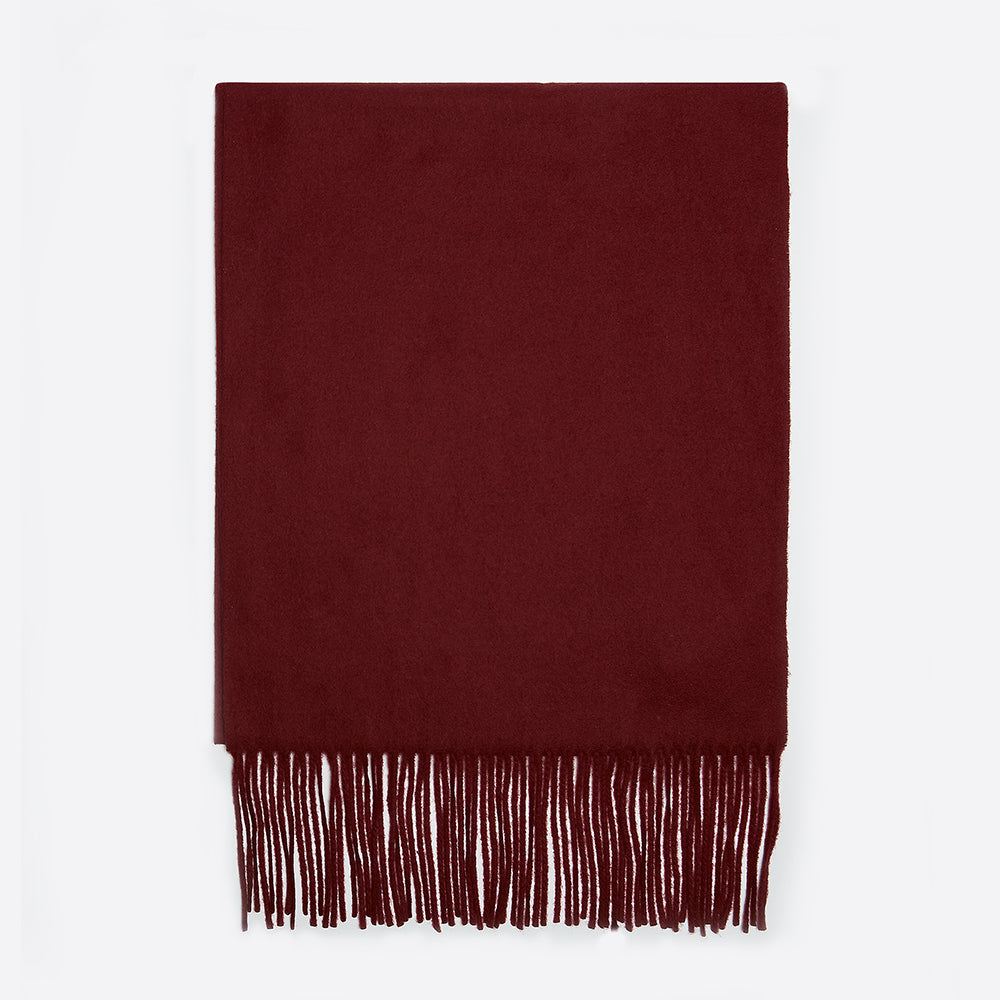 Libertine Libertine Steady Scarf in Wine — Our Daily Edit 0fdf703ed6ef