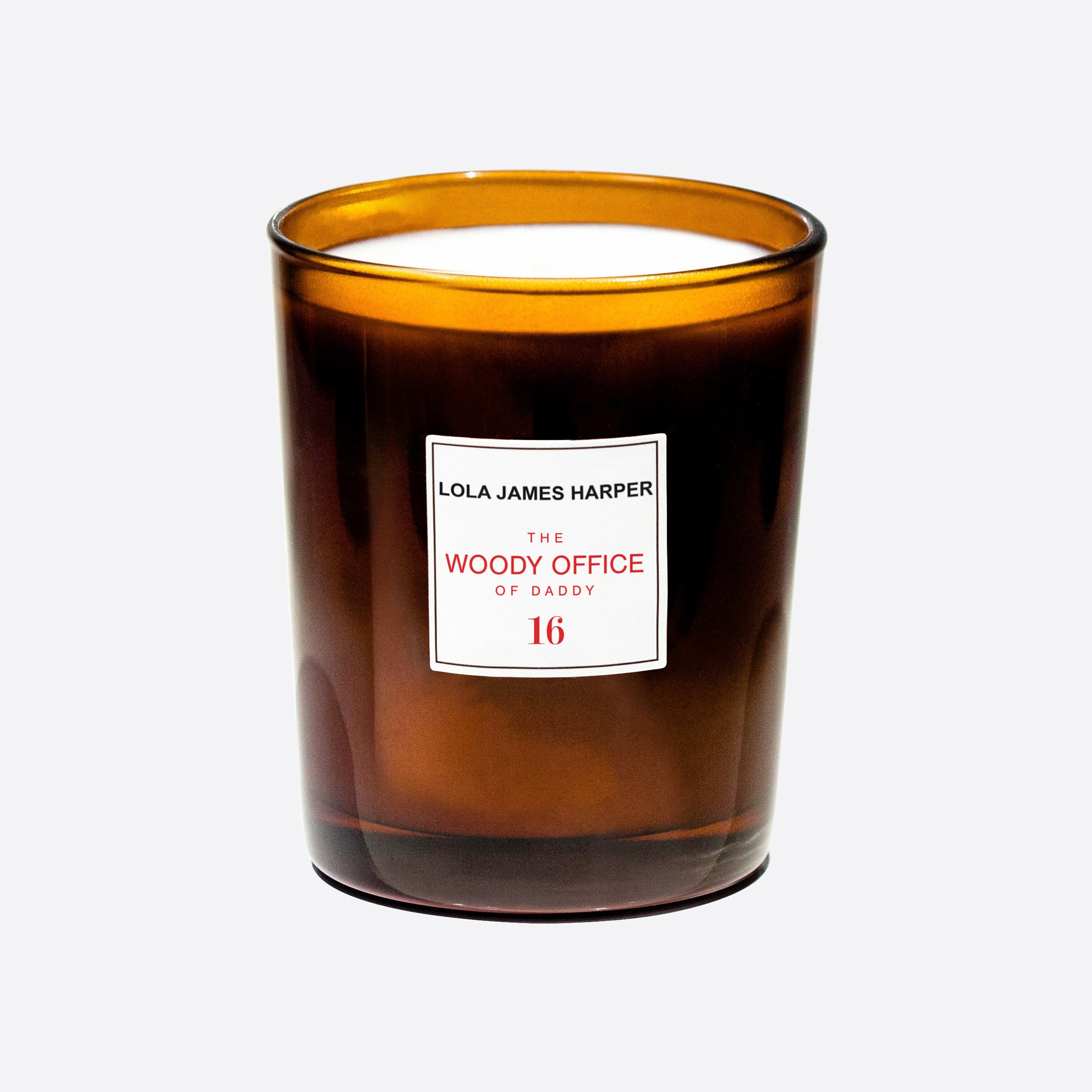 Lola James Harper Candle - Woody Office