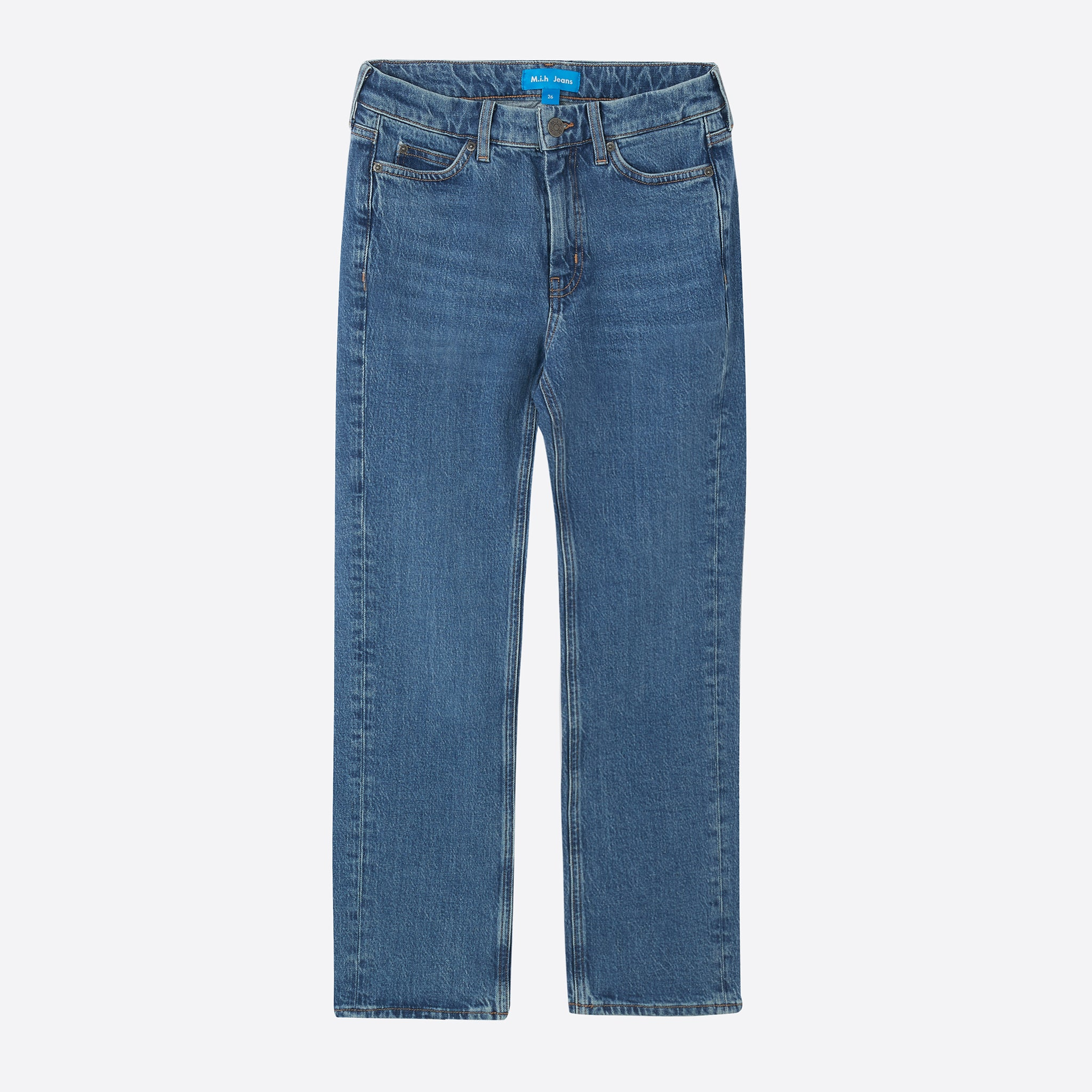 M.i.h Jeans Daily Crop Jeans in Calico