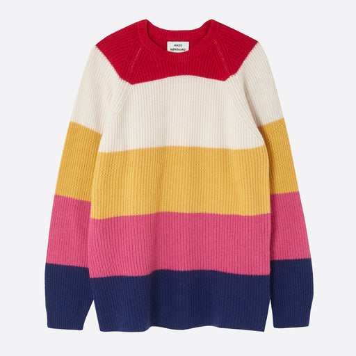 Mads Norgaard Cash Stripe Boutique Candy Knit