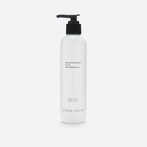 Maison Louis Marie Body Lotion in No.4 Bois de Balincourt