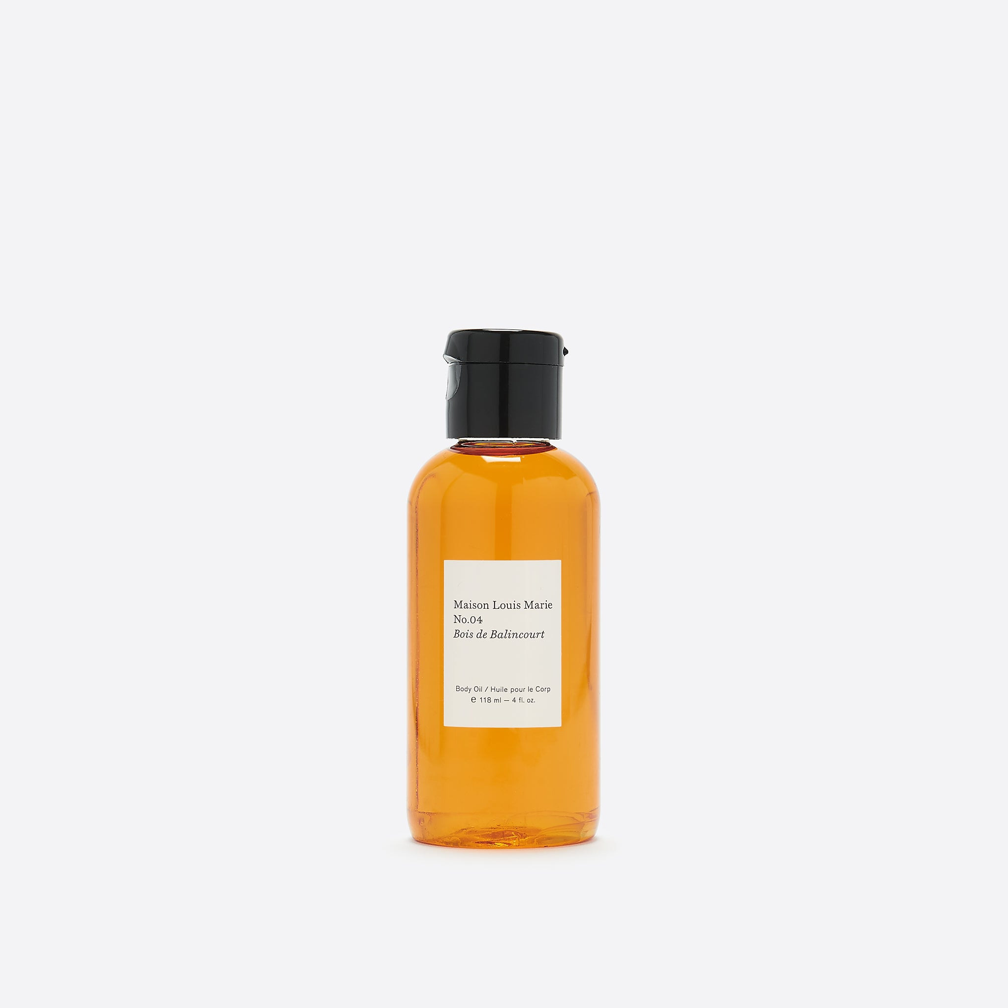 Maison Louis Marie Body Oil in No.4 Bois de Balincourt