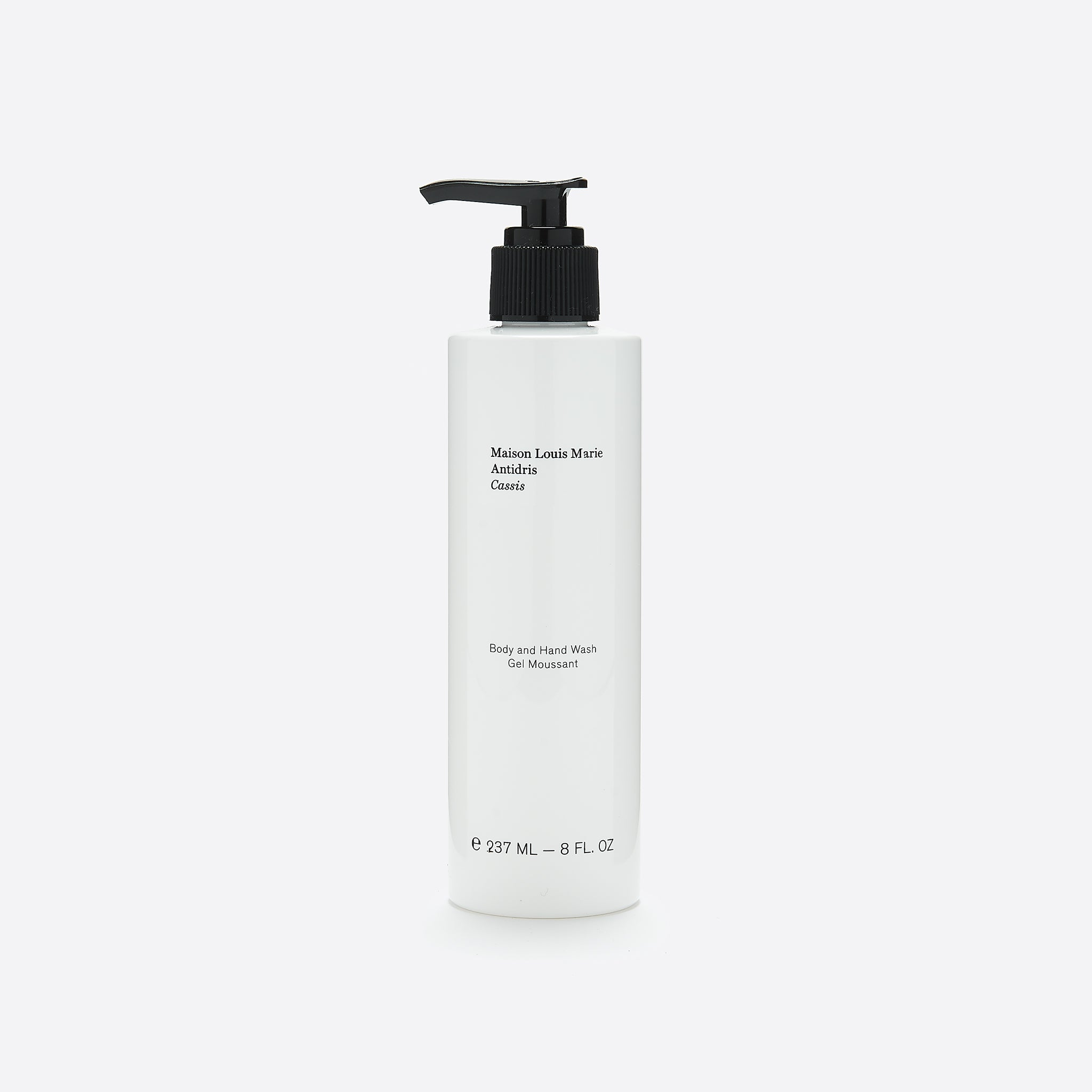 Maison Louis Marie Body and Hand Wash in Antidris Cassis