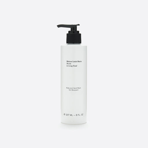 Maison Louis Marie Body and Hand Wash in No.2 Le Long Fond