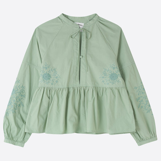 Meadows Abelia Shirt in Sage