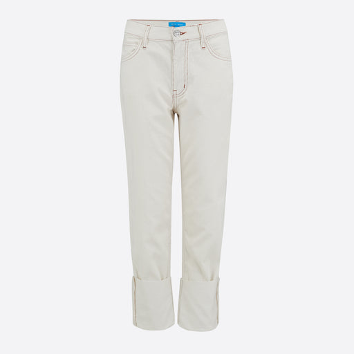 M.i.h Jeans Cord Phoebe in Chalk