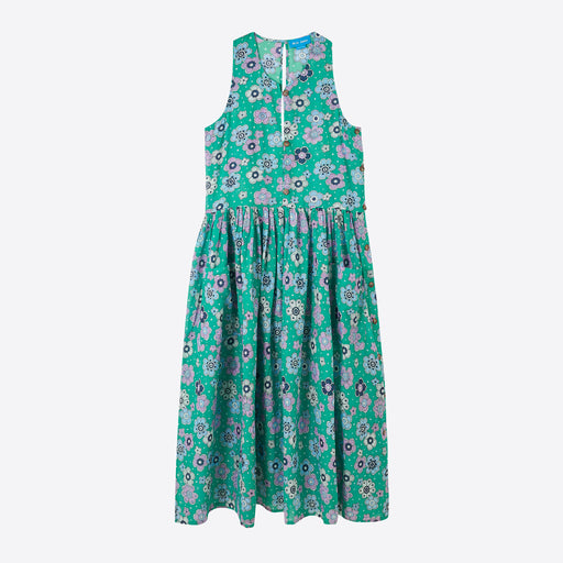 M.I.H Jeans Leia Dress in 70's Floral Mint