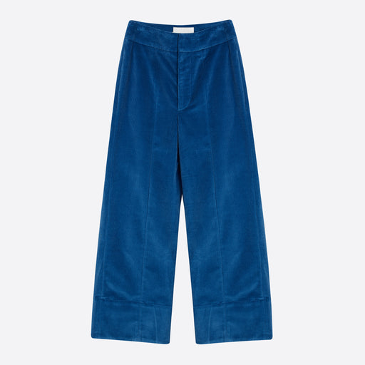 Mr Larkin Arlene Pant In Hilma Blue