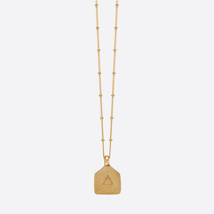 Nagle and Sisters Kali Necklace in Gold
