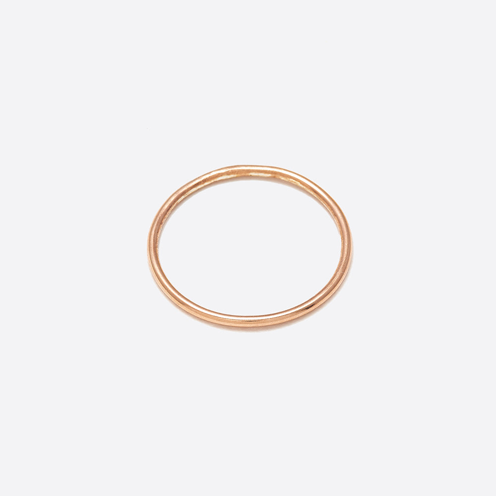 Nagle and Sisters Everyday Ring in Rose Gold