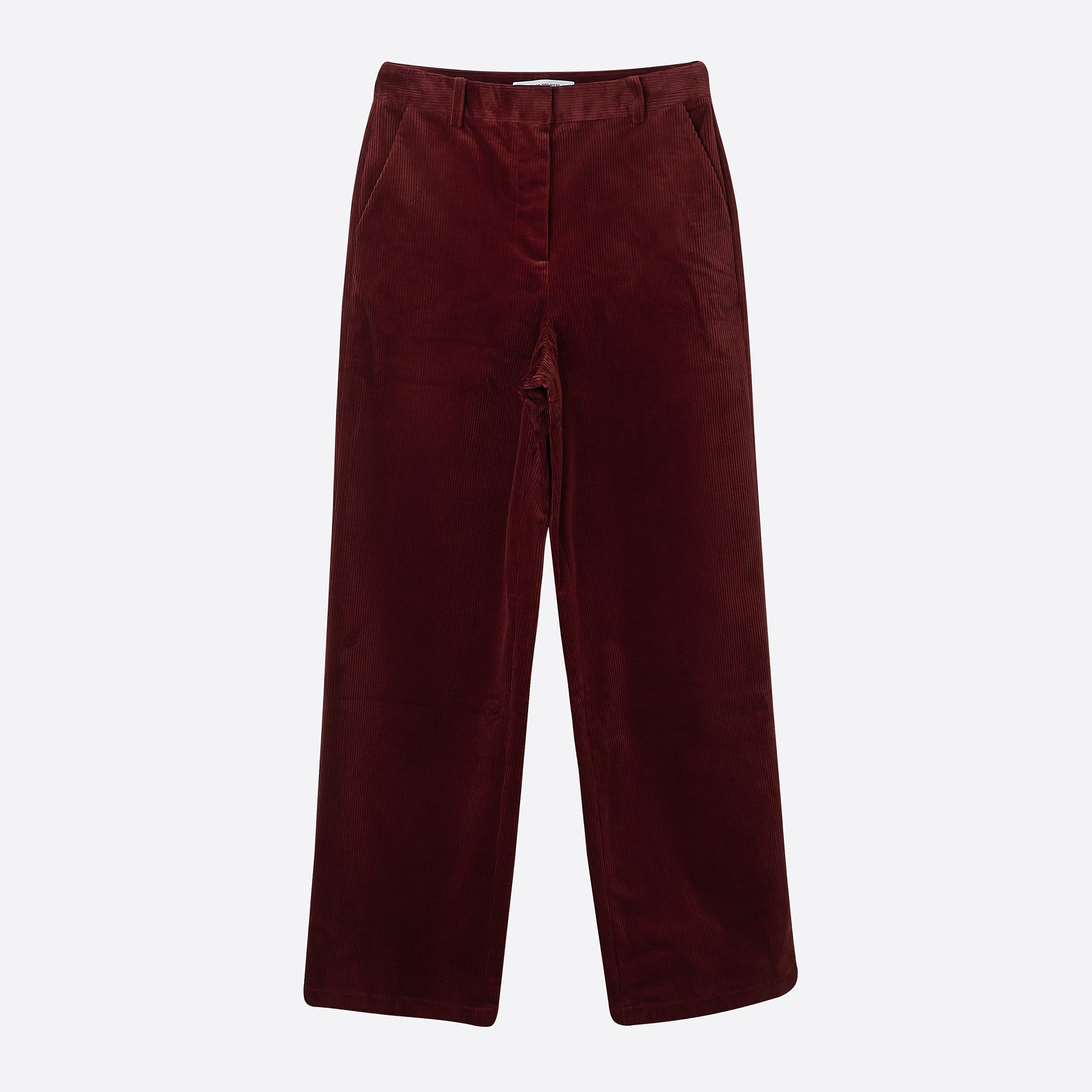Norse Projects Jelena Cord in Iron Oxide Red