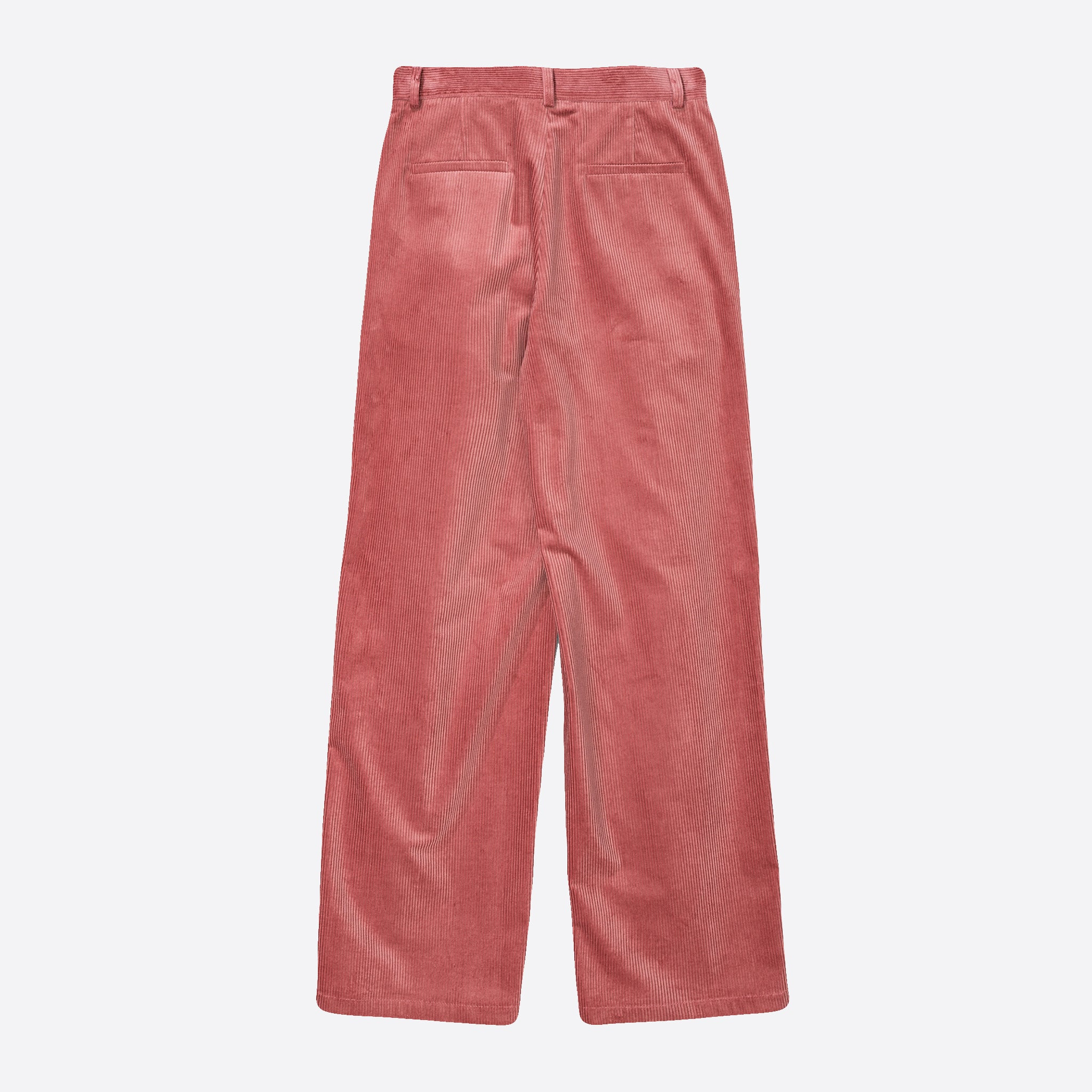 Norse Projects Jelena Cord Trousers in Rose Quartz