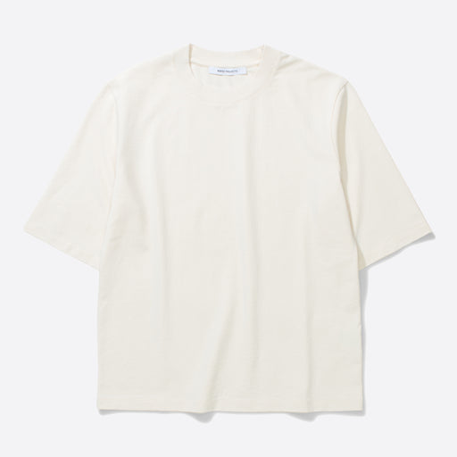 Norse Projects Ginny Skate Jersey in Ecru