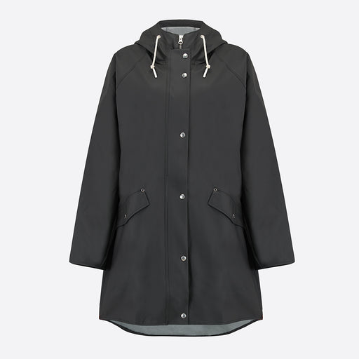 Norse Projects Storma Rain Jacket in Black