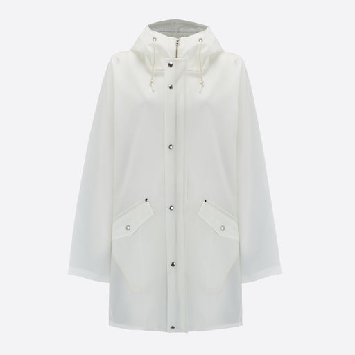 Norse Projects Alena Rain Jacket in Transparent