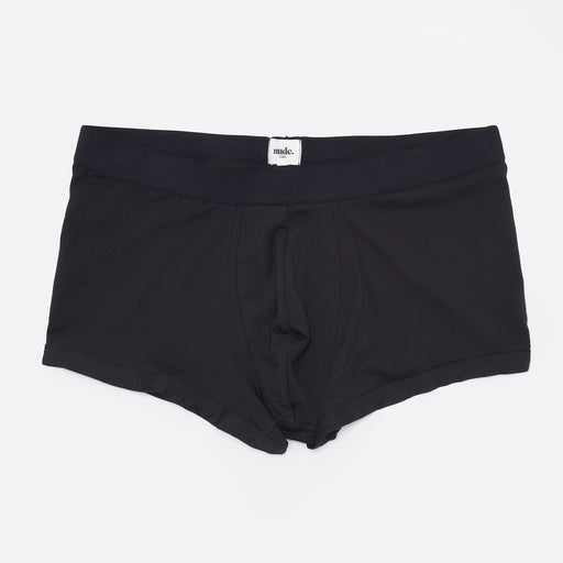 The Nude Label Trunk in Black