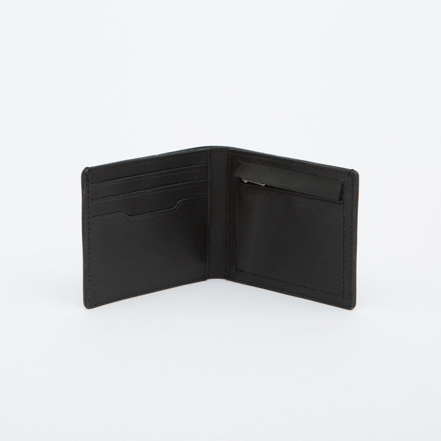Sandqvist Bill Wallet in Black