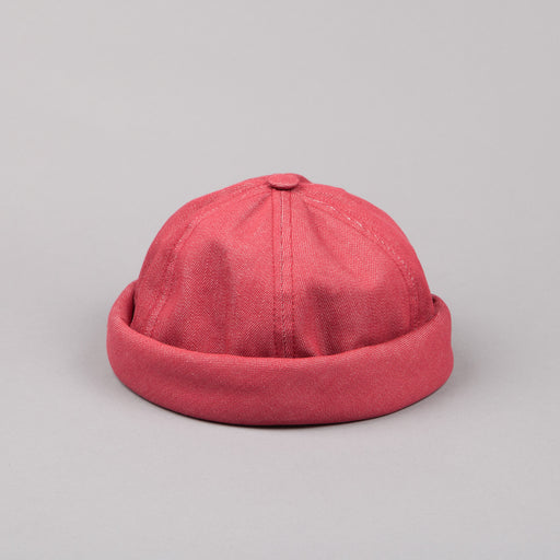 Beton Cire Red Miki Hat