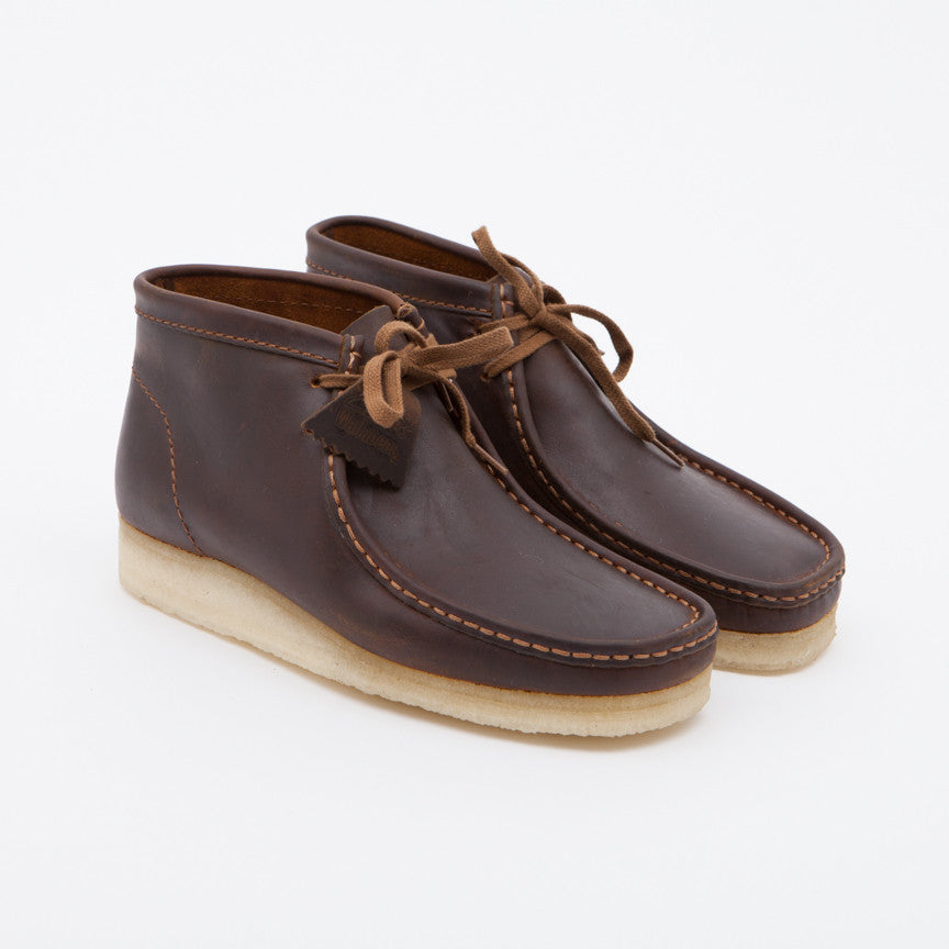 Clarks Originals Wallabee Boot Beeswax