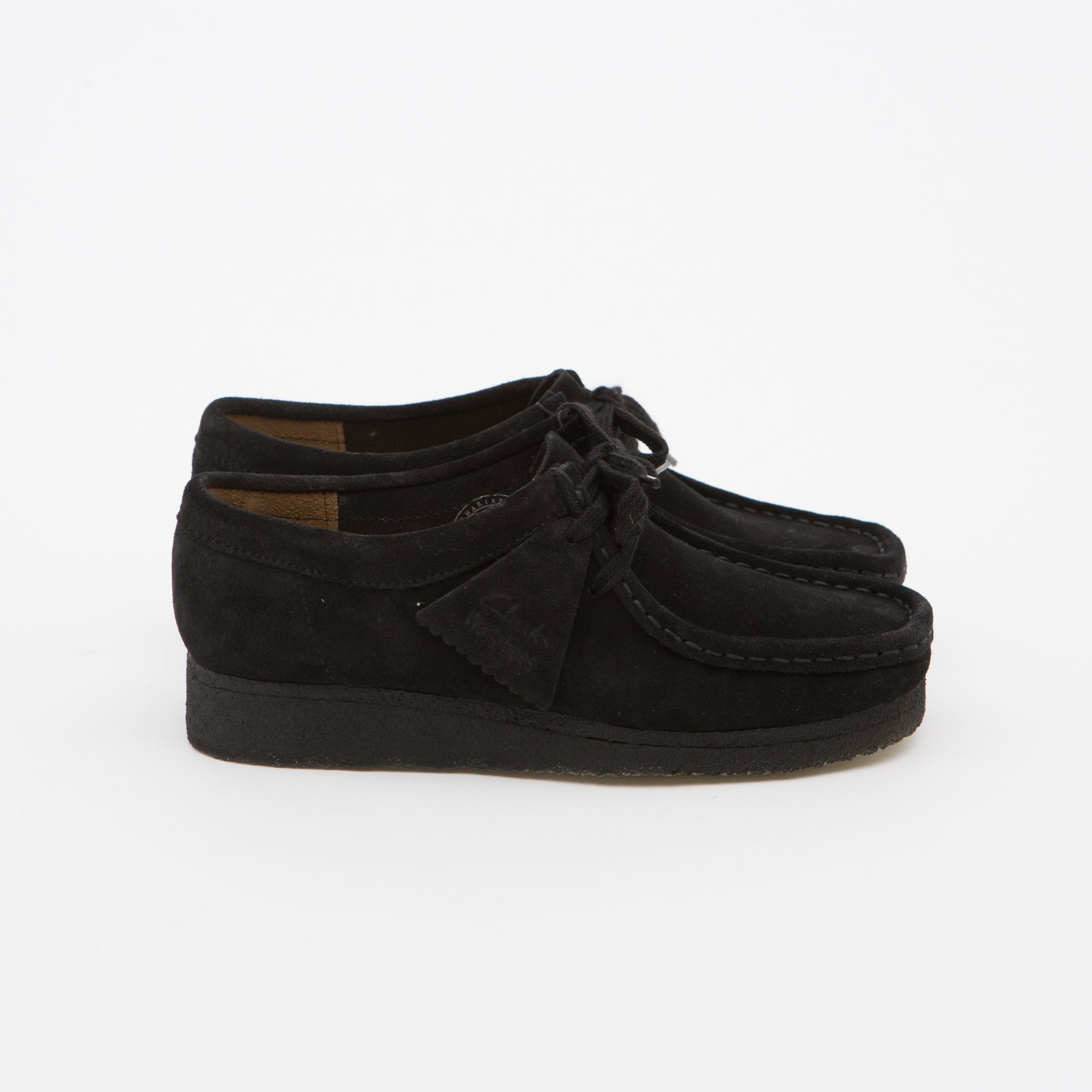 Clarks Originals Wallabee in Black
