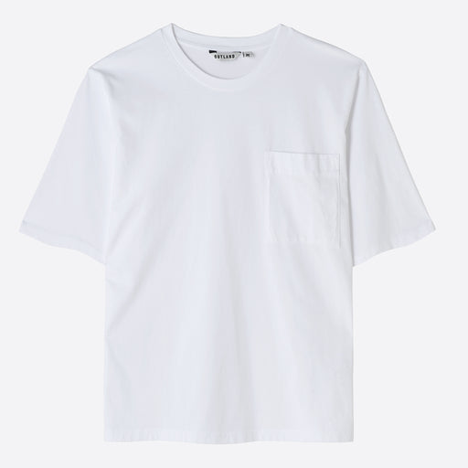 OUTLAND Big T T-Shirt in White