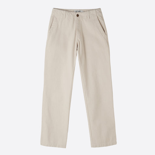 OUTLAND Dock Pants in Off-White