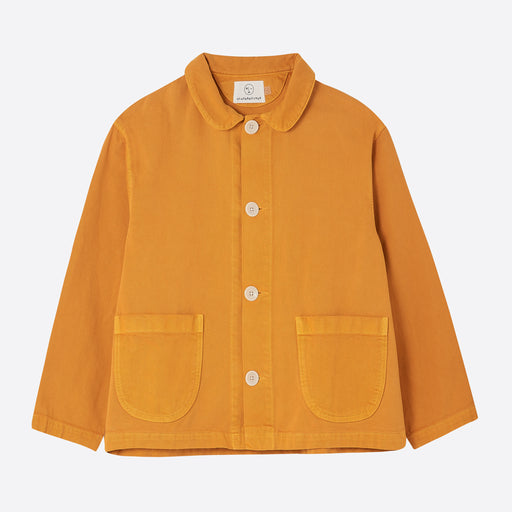 Older Brother Chore Coat in Saffron