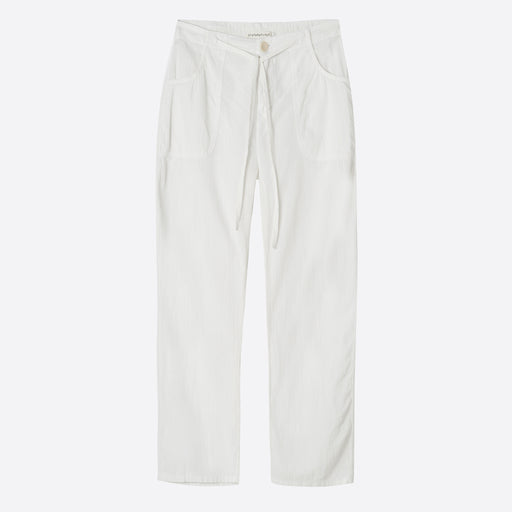 Older Brother Fatigue Pants in White