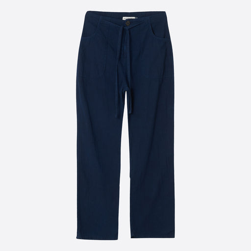 Older Brother Fatigue Pants in Dark Indigo