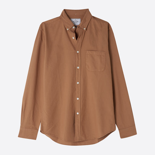 Portuguese Flannel Belavista Shirt in Brick