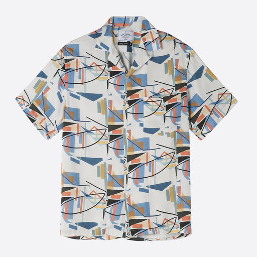 Portuguese Flannel Geometry One Shirt