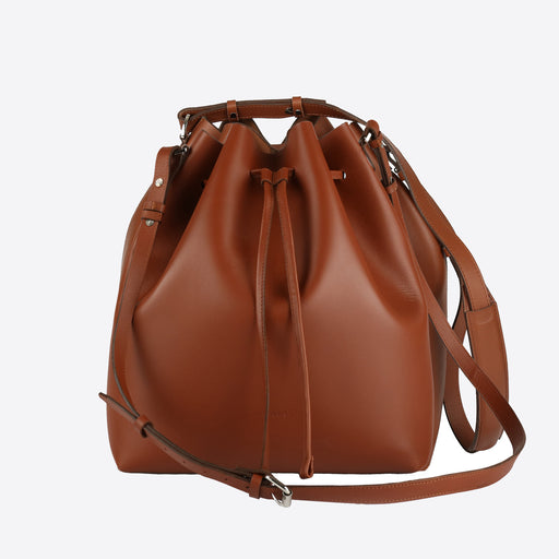 Sandqvist Marianne in Cognac Brown