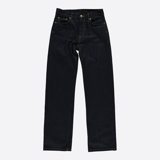 Girls of Dust Georgia Straight Jean in Selvedge Eco Denim