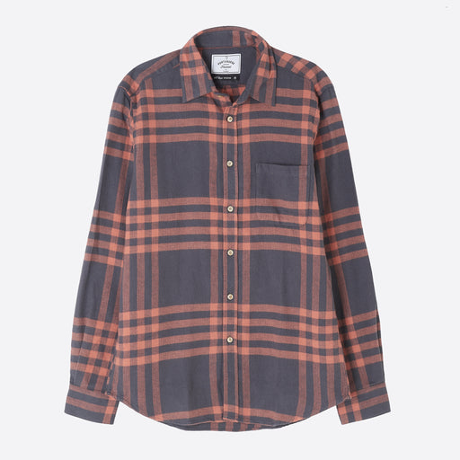 Portuguese Flannel Big Check Shirt