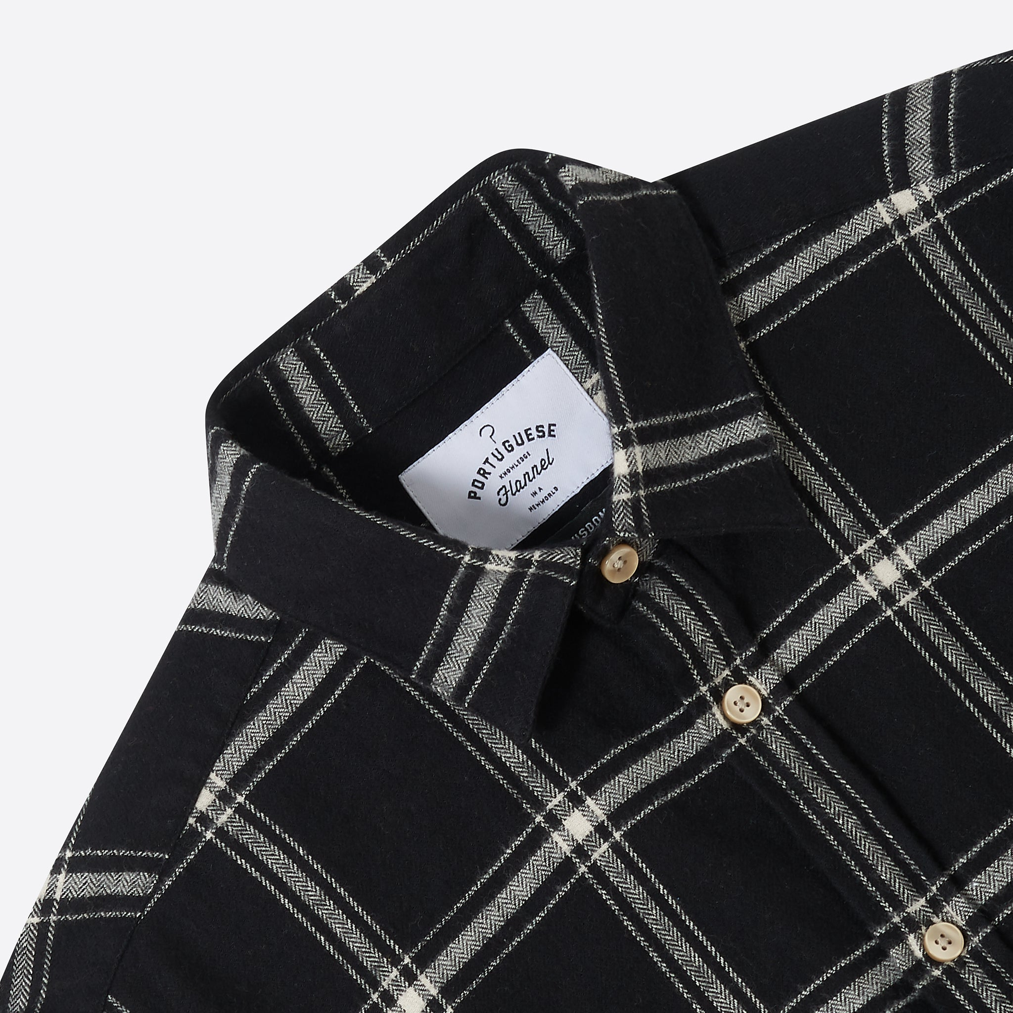 Portuguese Flannel Revolution Shirt