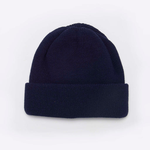 Rototo Bulky Watch Cap in Navy
