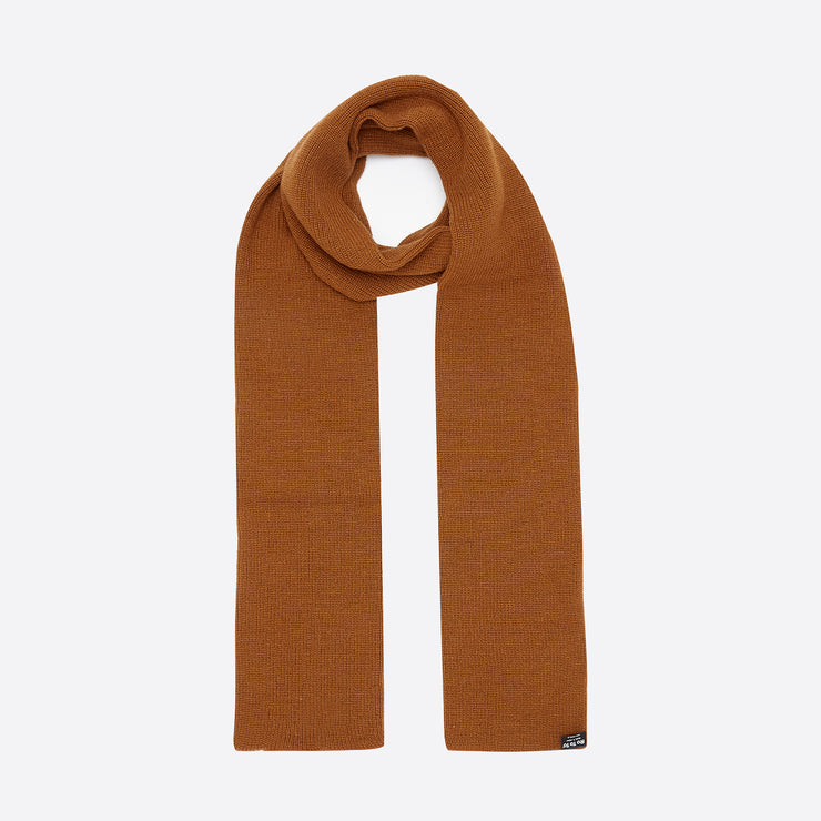 RoToTo Sock Scarf in Light Brown