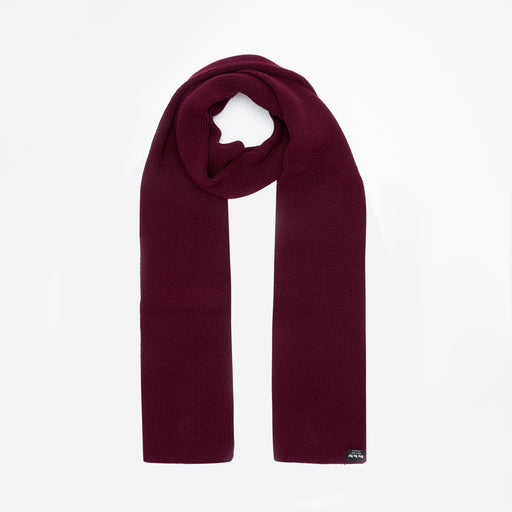 RoToTo Sock Scarf in Burgundy