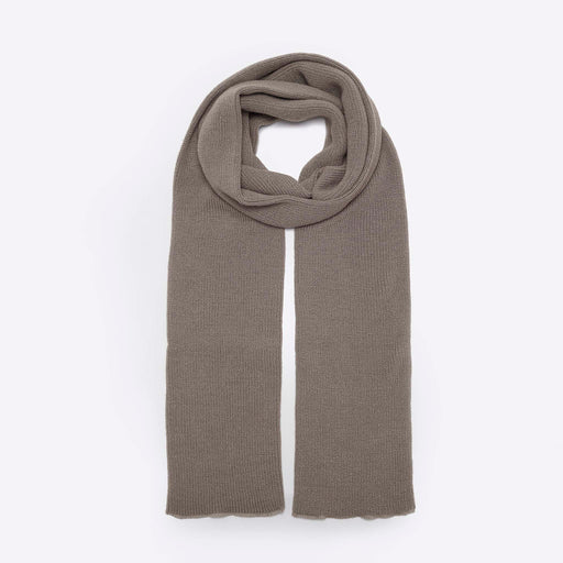 RoToTo Sock Scarf in Greyge