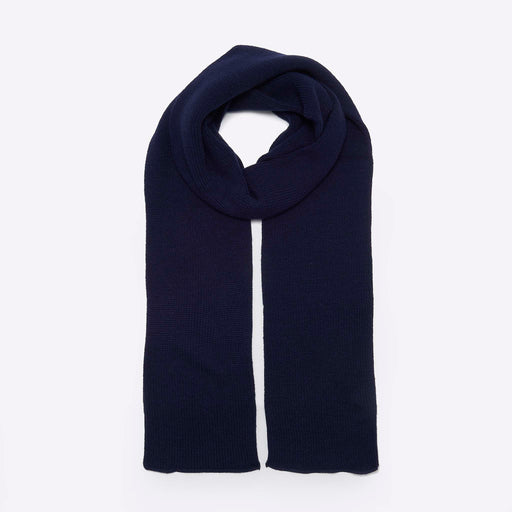 RoToTo Sock Scarf In Navy