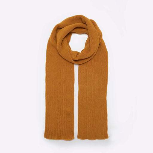 RoToTo Sock Scarf in Yellow