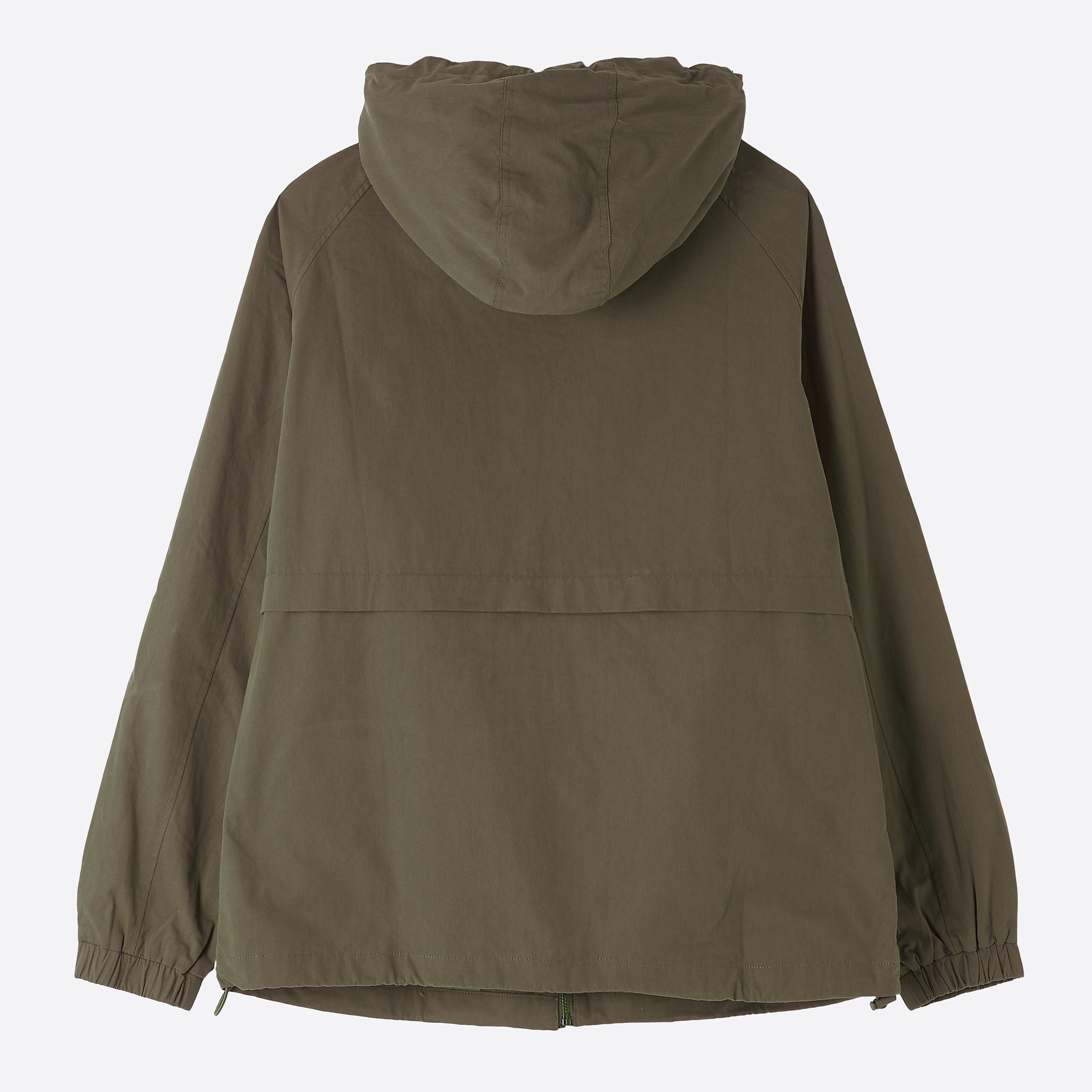 Satta Parka Jacket in Shroom Grey