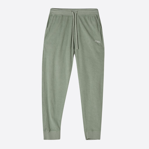 Saturdays NYC Ken Terry Sweatpant in Stone Green