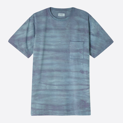 Saturdays NYC Randall Mineral Wash T-Shirt in Stone Grey